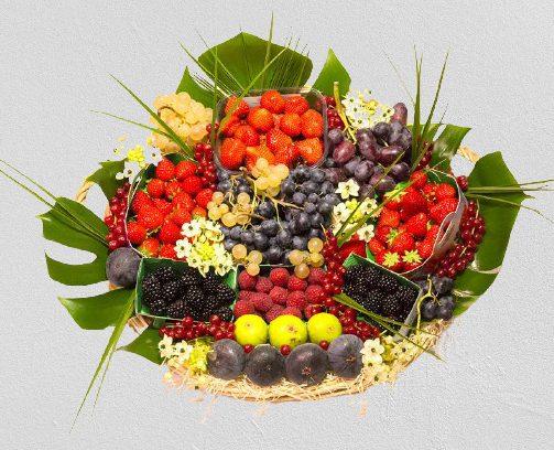 Nos Corbeilles de fruits